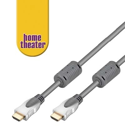 home theater HDMI Highspeed Kabel 7,5m