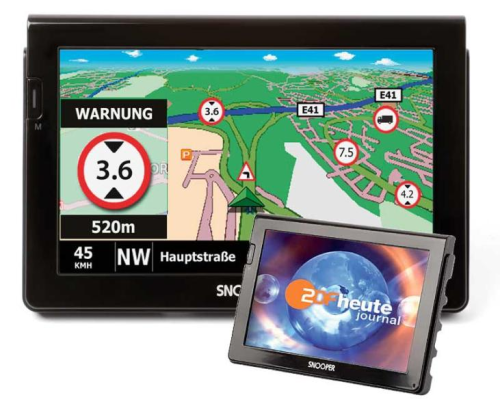 Snooper TruckmatePRO S8110 mit Lifetime Update