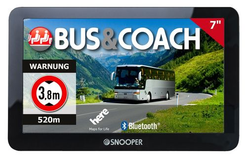 Snooper Bus & Coach Pro S6900 mit Lifetime Update