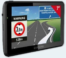 Snooper Truckmate PRO S6900 mit Lifetime Update