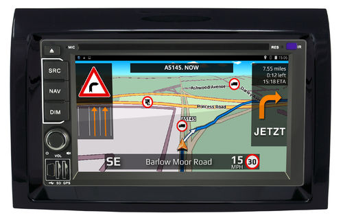 IntelliRoute CA9100DABFD mit Lifetime Update